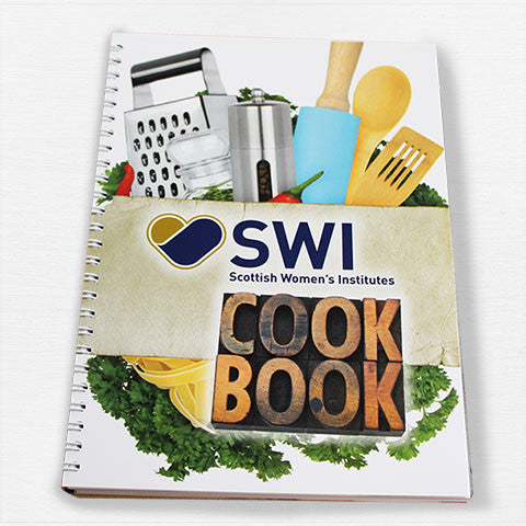 *MULTIBUY* SWI Cookbook & Apron