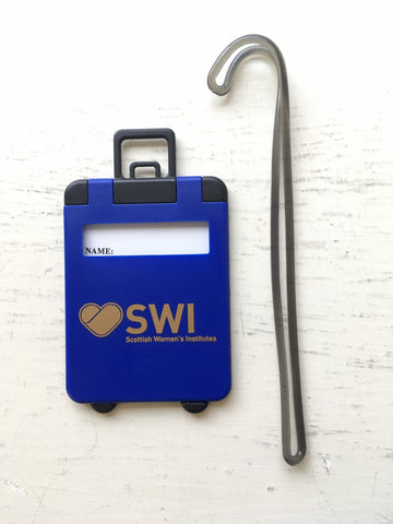 SWI Luggage Tags