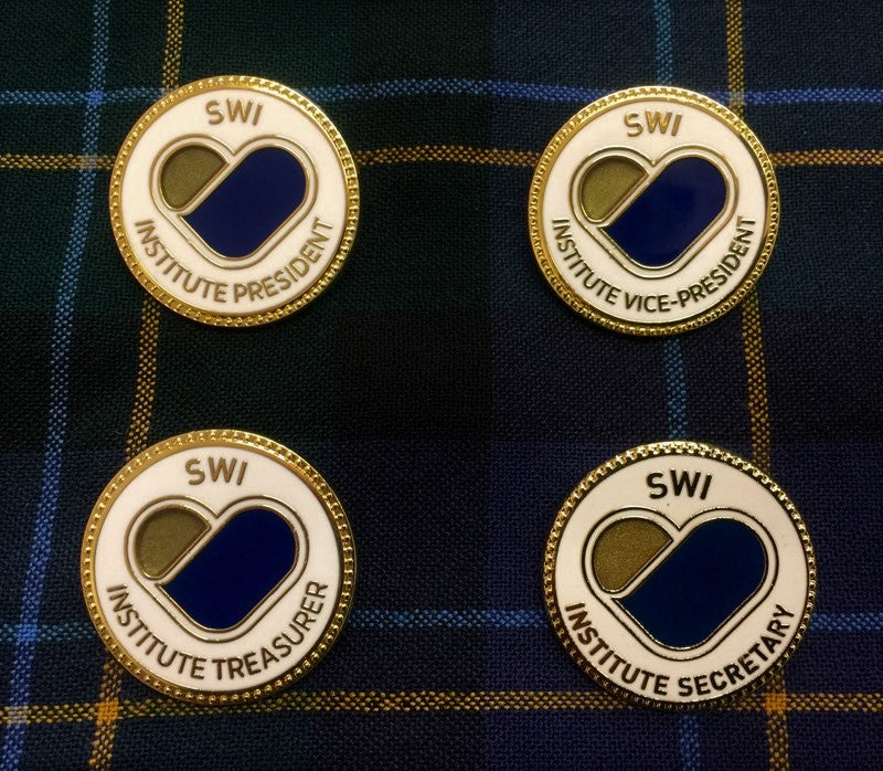 '*** SWI Institute Badges ***