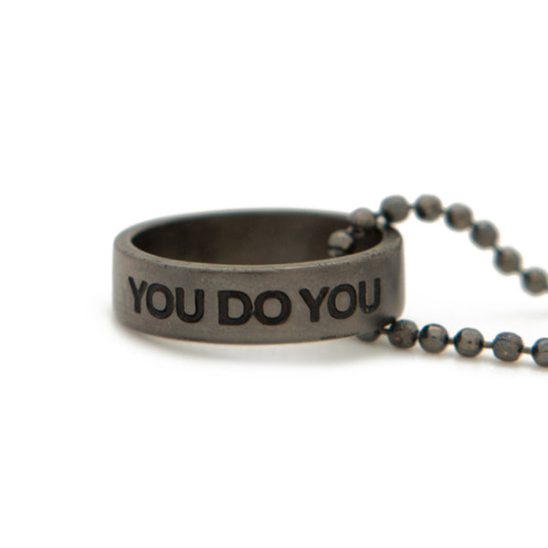 Ring Necklace | You Do You | 36""