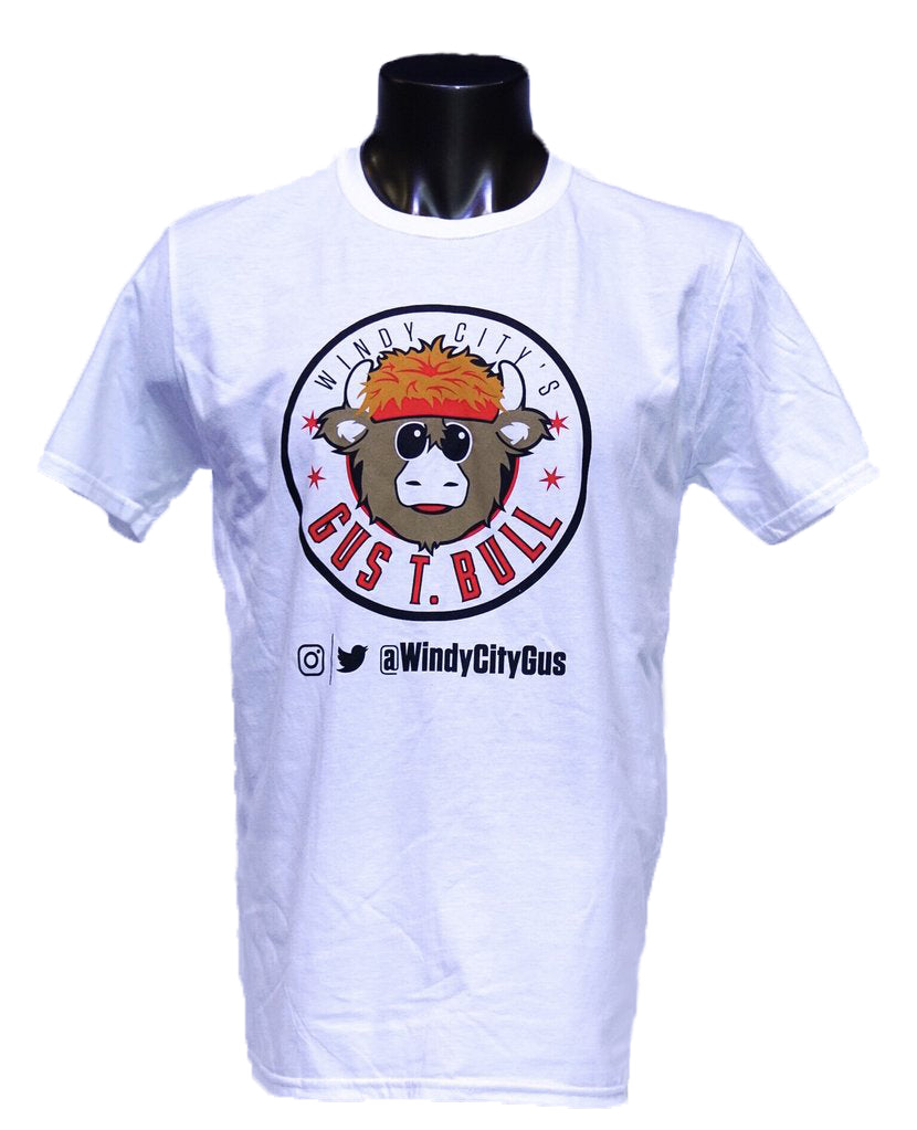 WC Gus T. Bull S/S T-Shirt (White)