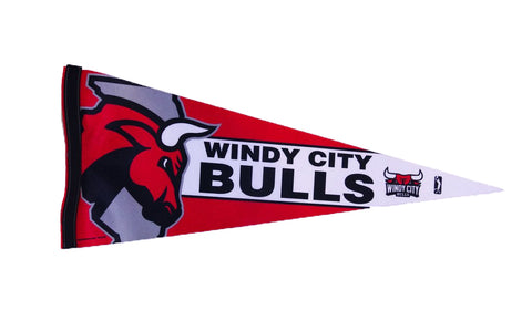 Windy City Bulls Pennant