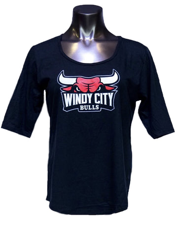 Women's Primary Logo S/S T-Shirt (Black)