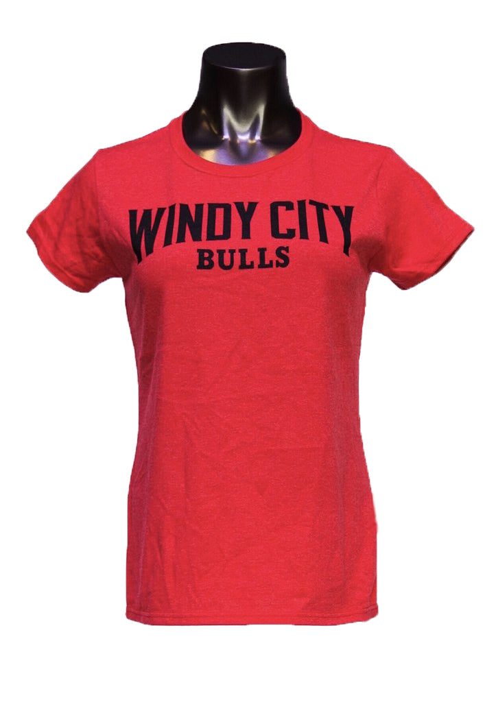 Women's WCB Red T-Shirt