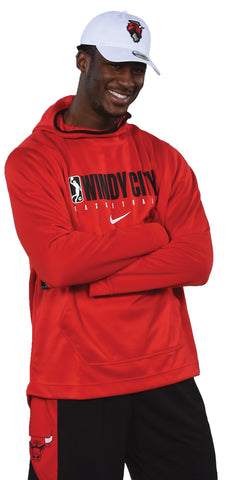 2019-2020 Men's Nike Practice Hoodie - Red or Gray