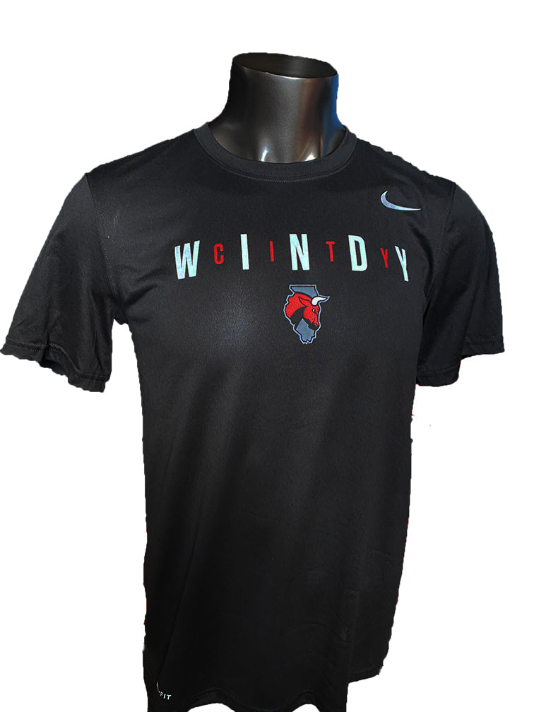 Men's Nike Dri-Fit S/S Windy City Design