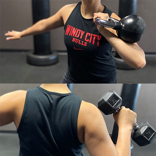 Nike Women's Dry Fit Tank - Black or Red