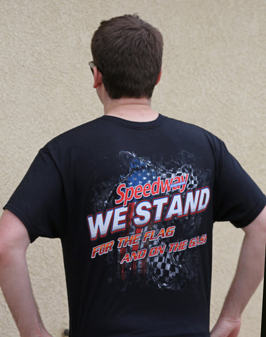 Stand for the Flag Short Sleeve T-Shirt