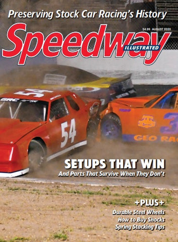 August 2020 Speedway Illustrated