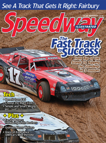 November 2016 Speedway Illustrated