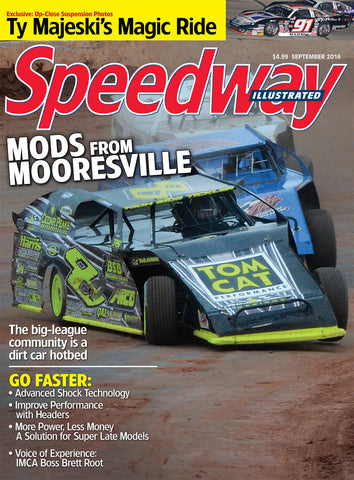 September 2016 Speedway Illustrated