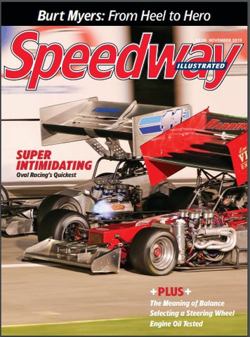 November 2019 Speedway Illustrated