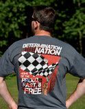 Determination Nation Short Sleeve T-Shirt