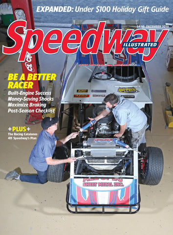 December 2019 Speedway Illustrated