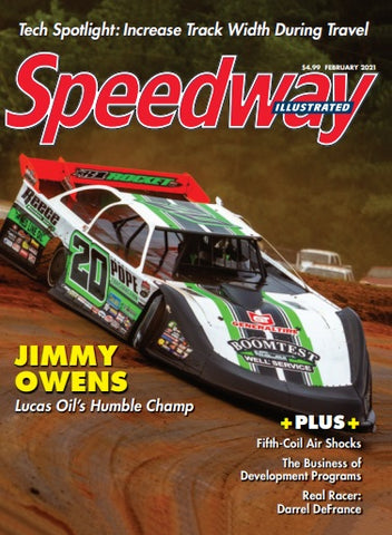 February 2021 Speedway Illustrated