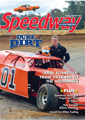 January 2021 Speedway Illustrated