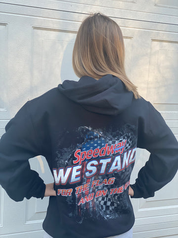 Stand for the Flag Hoodie