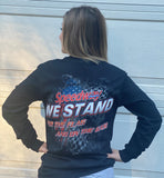 Stand for the Flag Long Sleeve T-Shirt