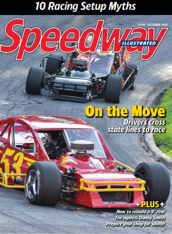October 2020 Speedway Illustrated