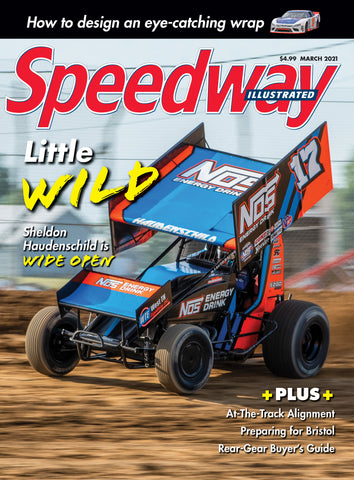 March 2021 Speedway Illustrated