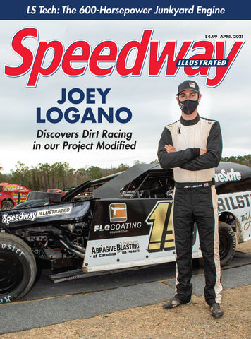 April 2021 Speedway Illustrated