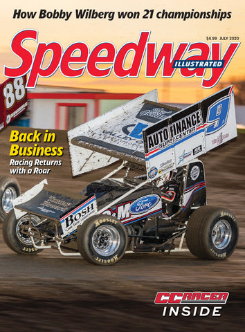 July 2020 Speedway Illustrated