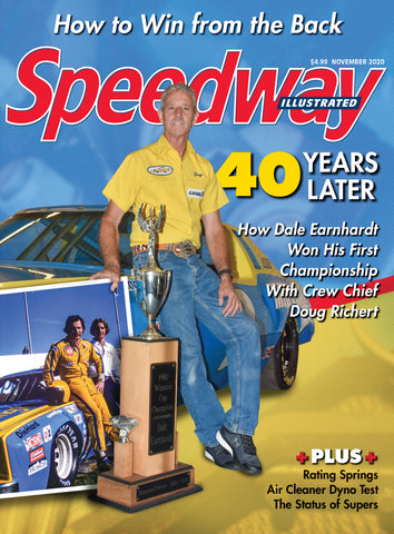 November 2020 Speedway Illustrated