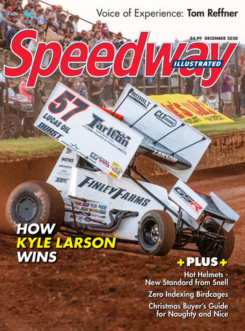 December 2020  Speedway Illustrated