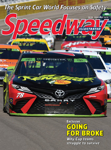 February 2019 Speedway Illustrated