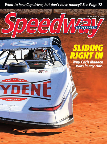 March 2020 Speedway Illustrated