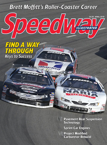 April 2019 Speedway Illustrated