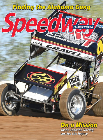 July 2019 Speedway Illustrated