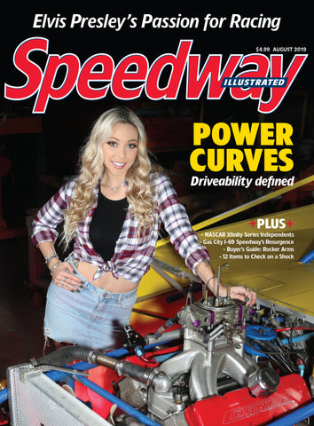 August 2019 Speedway Illustrated