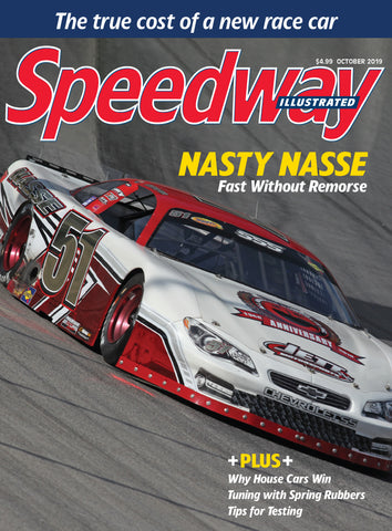 October 2019 Speedway Illustrated