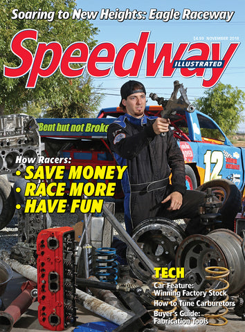 November 2018 Speedway Illustrated