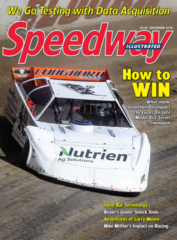 December 2018 Speedway Illustrated
