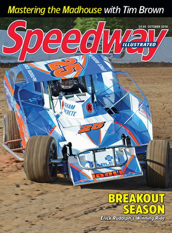October 2018 Speedway Illustrated