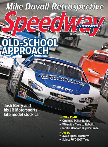 January 2018 Speedway Illustrated