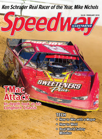 February 2018 Speedway Illustrated