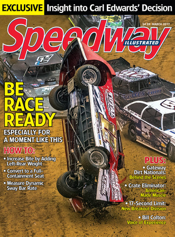 March 2017 Speedway Illustrated