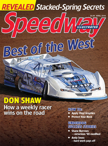 April 2018 Speedway Illustrated