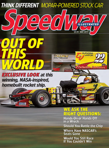 May 2017 Speedway Illustrated