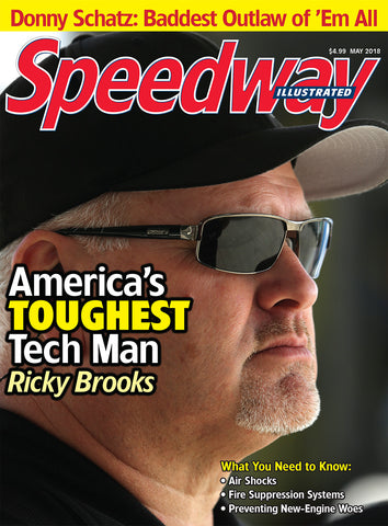 May 2018 Speedway Illustrated