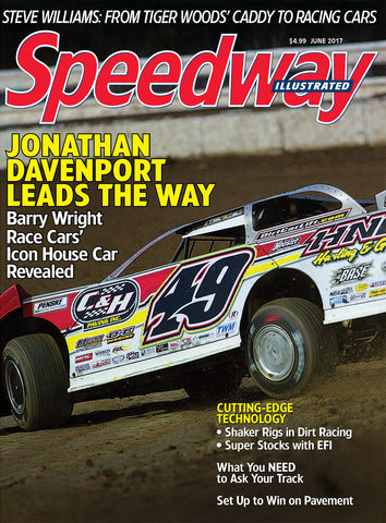 June 2017 Speedway Illustrated