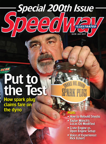 July 2017 Speedway Illustrated