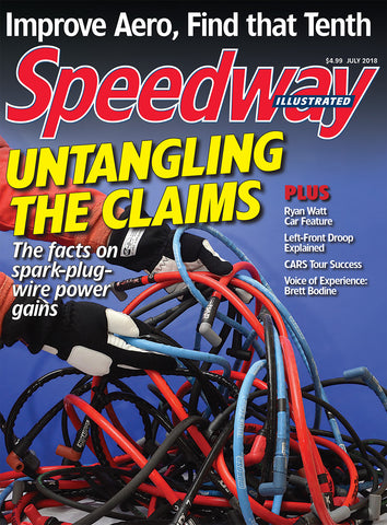 July 2018 Speedway Illustrated