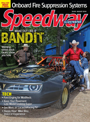 August 2016 Speedway Illustrated