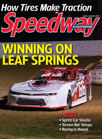 August 2018 Speedway Illustrated