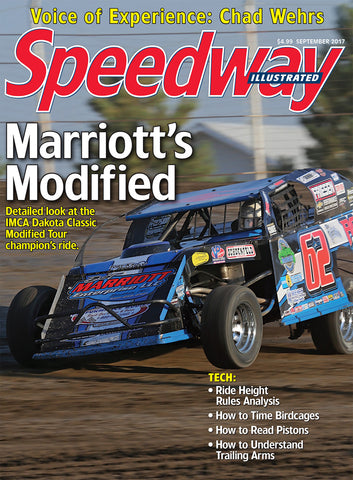 September 2017 Speedway Illustrated