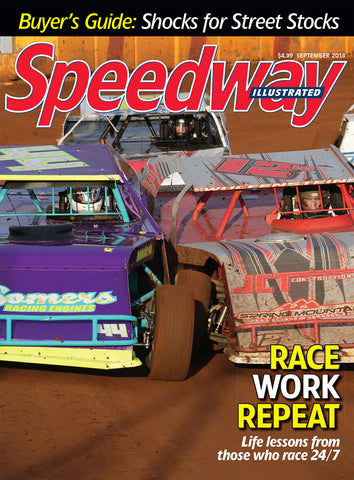 September 2018 Speedway Illustrated